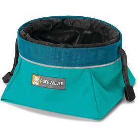Ruffwear Quencher Cinch Top Kulho, meltwater teal